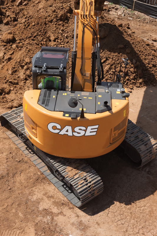 Short Radius Excavator for sale Victoria