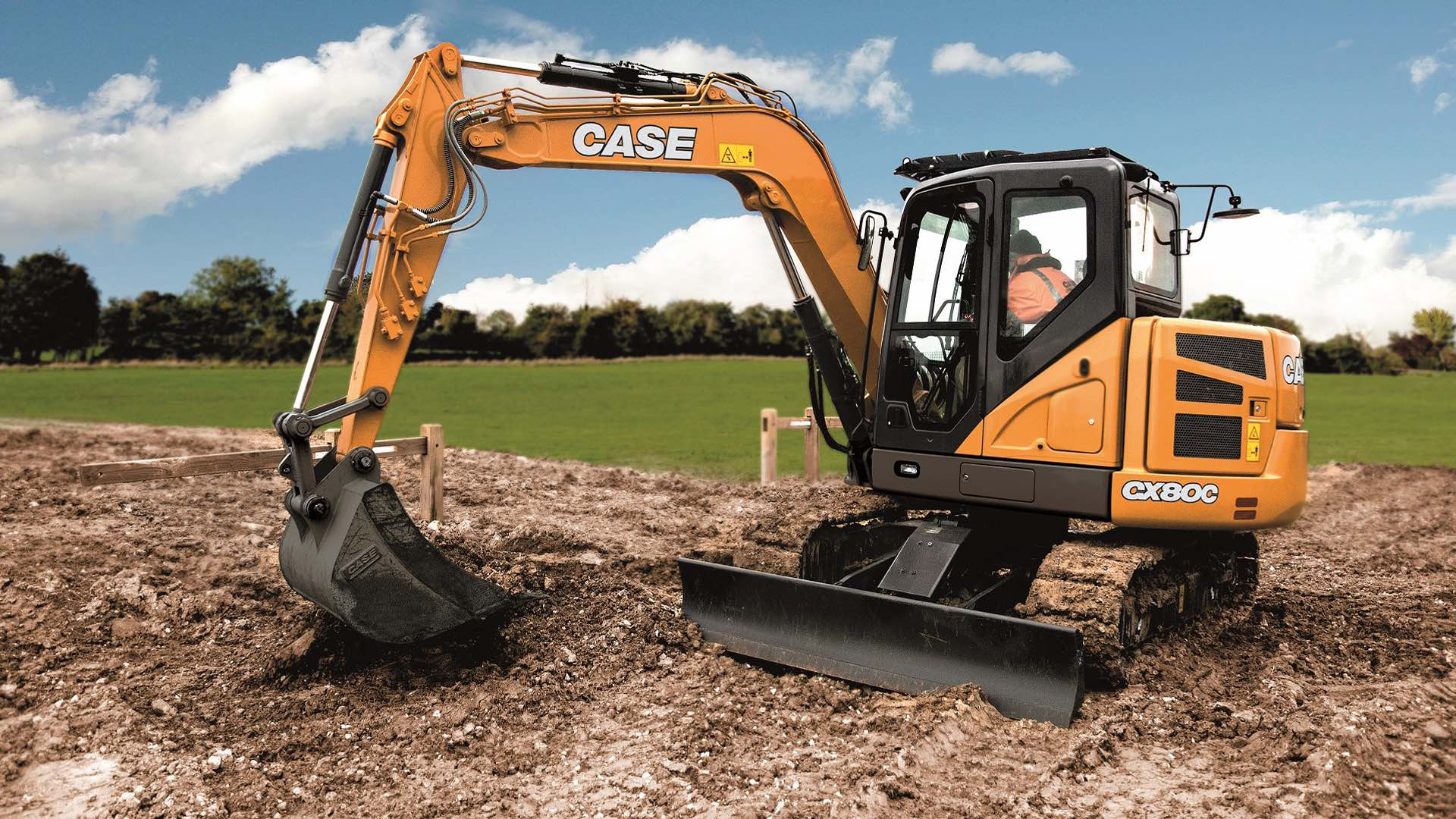 Excavator for sale and hire Victoria