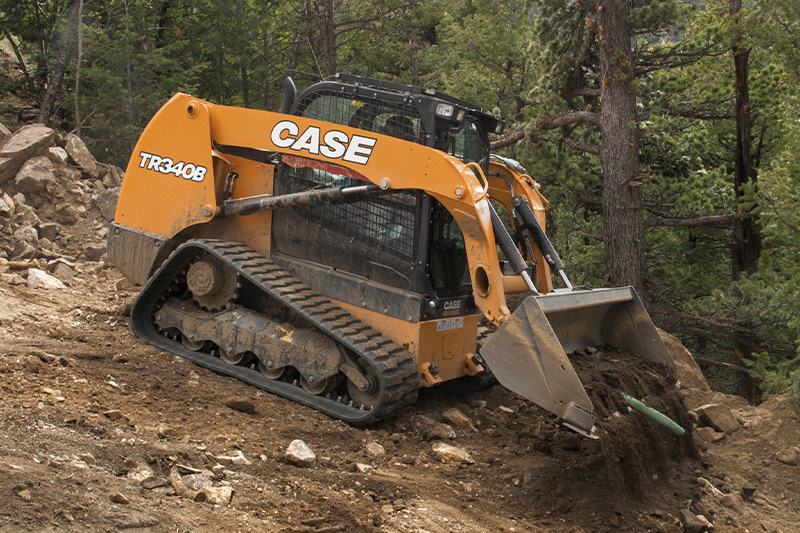 Compact Track Loader for Sale & Hire 5