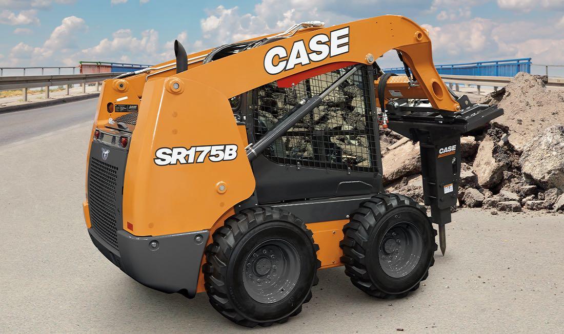 Skid Steer Loader for sale melbourne victoria dandenong Case Vic 2