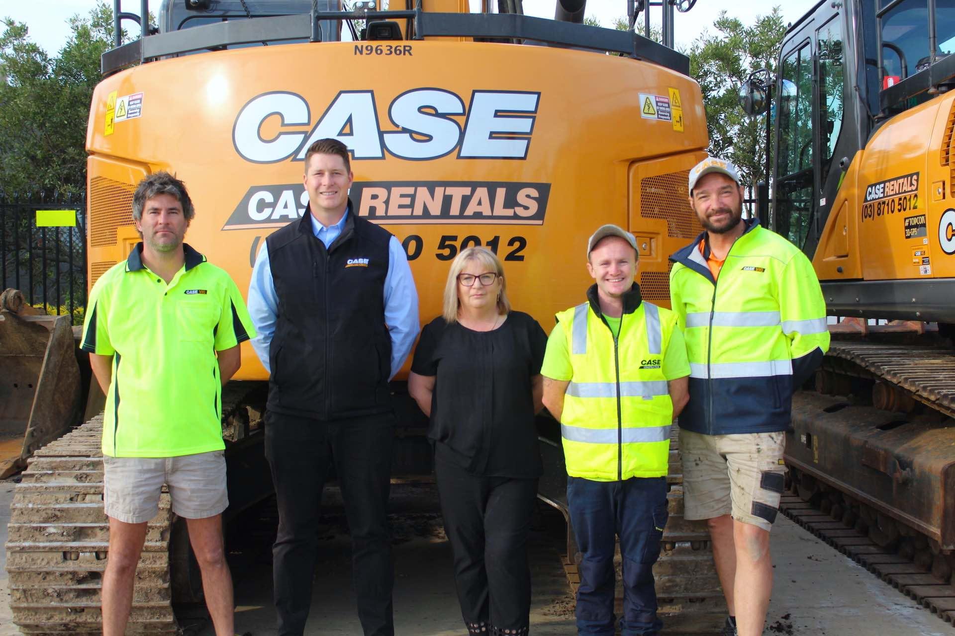 Case Vic Rental Team