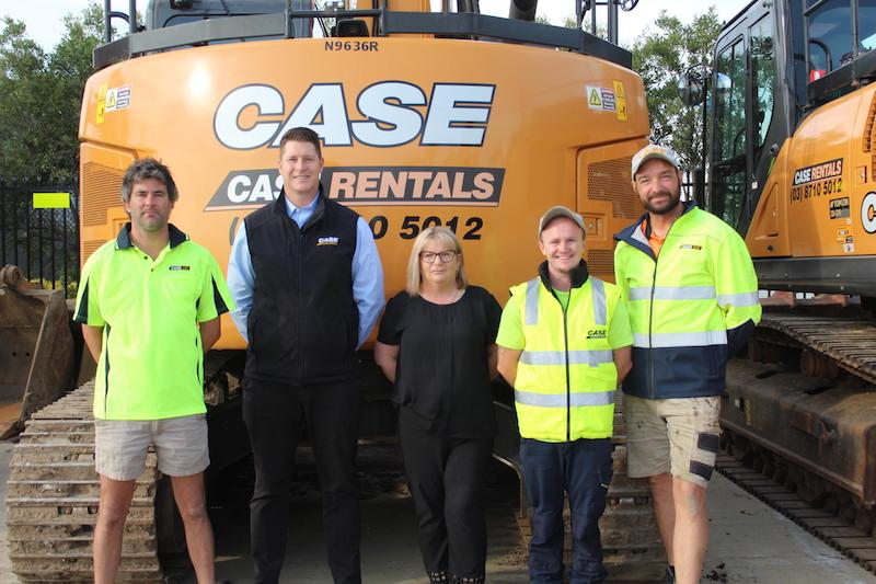 Plant Equipment hire in Victoria