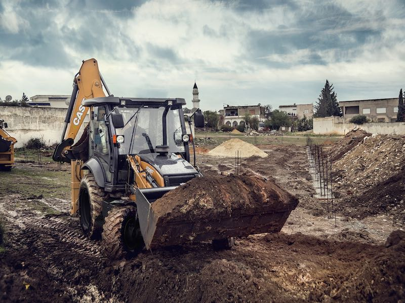 T Series Backhoe Loader For Sale and Hire in Melbourne