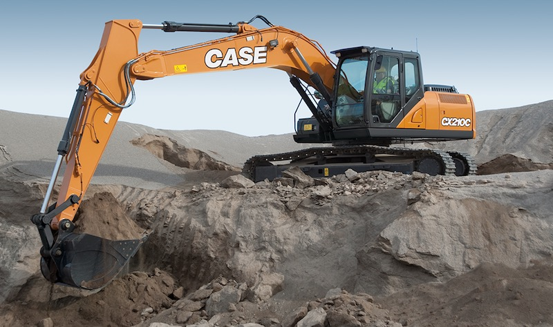crawler excavator for sale and hire melbourne